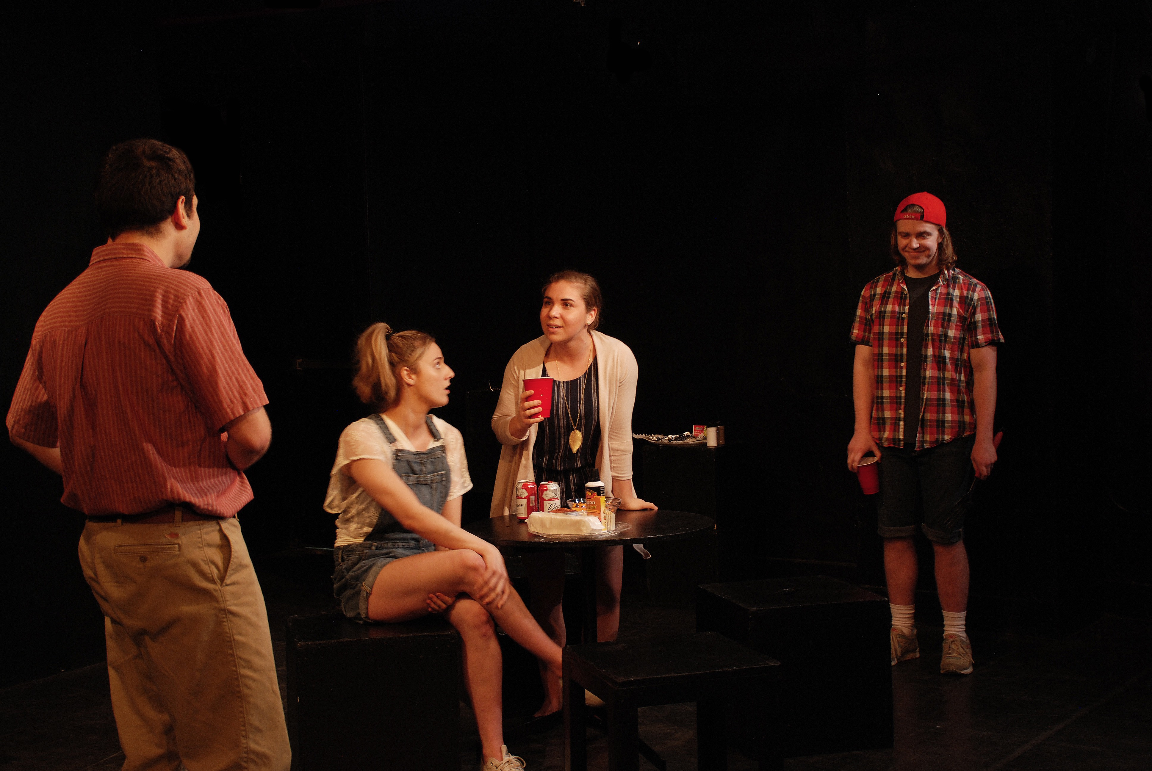 DETROIT by Lisa D'Amour, directed by Coleman Ray Clark – 2018