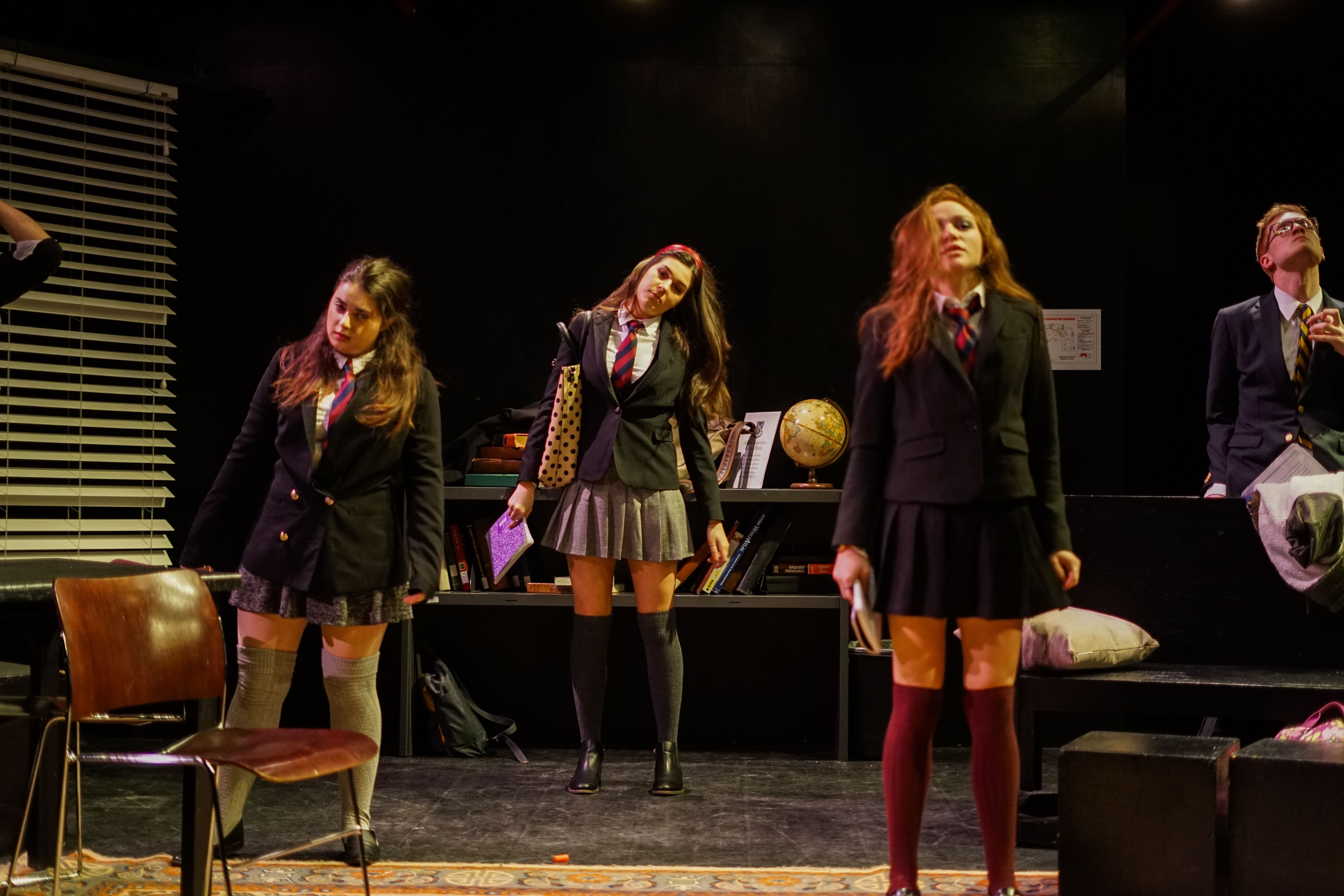 PUNK ROCK by Simon Stephens, directed by Coleman Ray Clark – 2018
