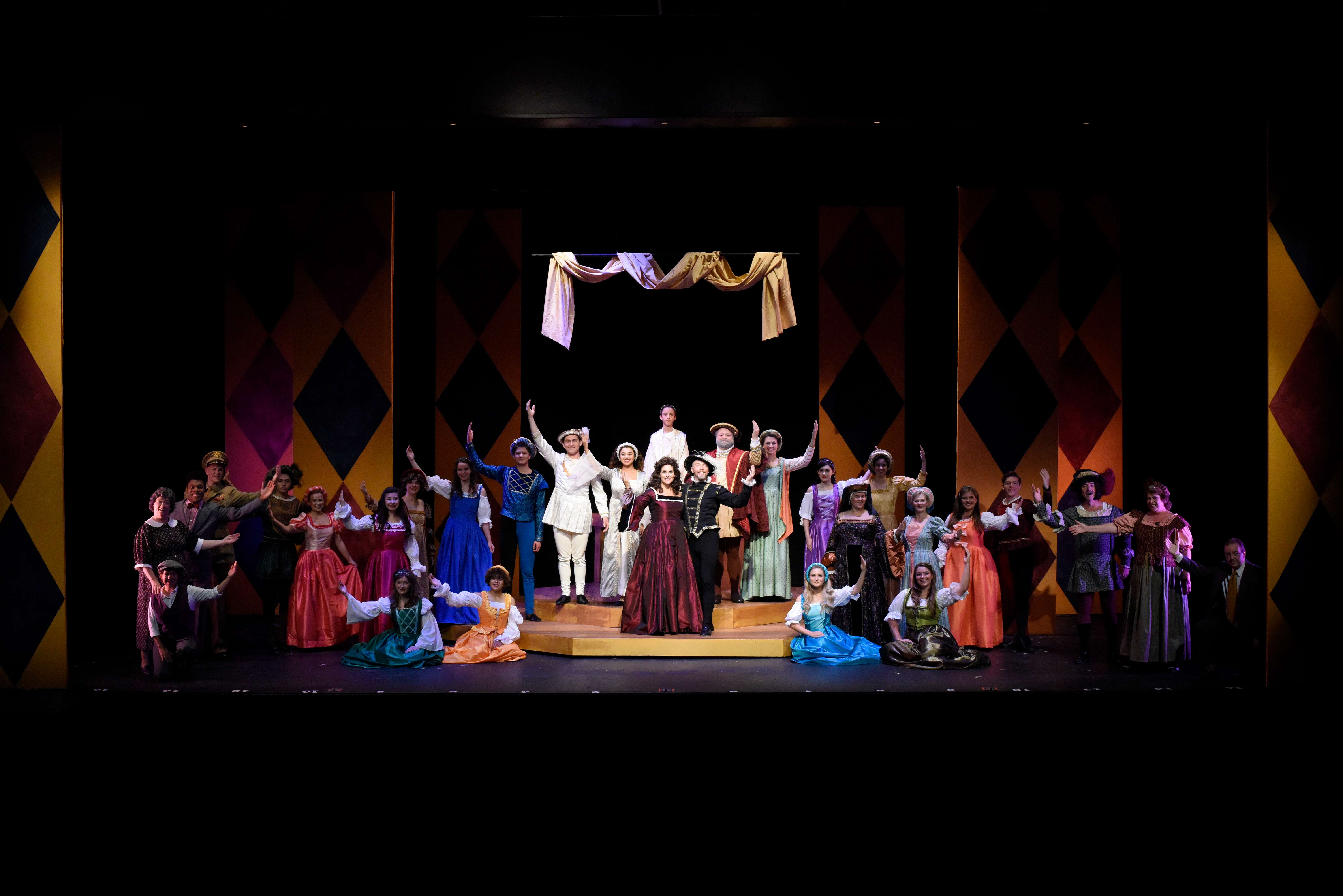 KISS ME, KATE directed by Coleman Ray Clark – 2017