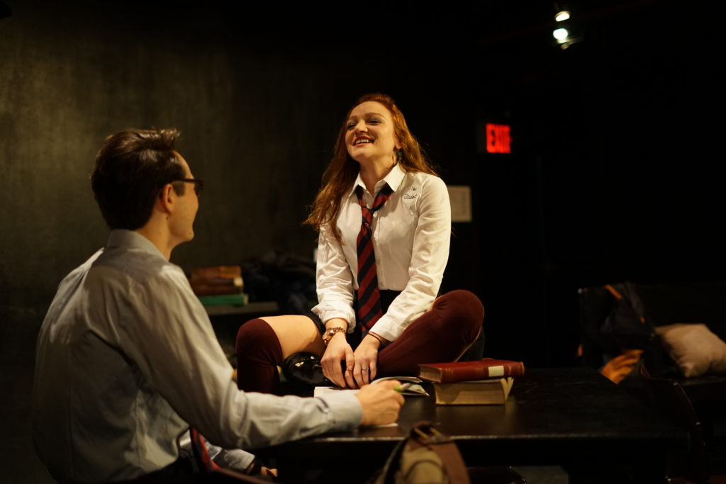 PUNK ROCK by Simon Stephens, directed by Coleman Ray Clark